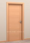 Sobna vrata sa vertikalnim presekom