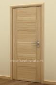 Sobna vrata sa dve vertikalne podele