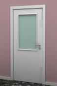 Bela sobna vrata od medijapana