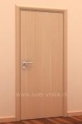 Sobna vrata od vert. furnira bukve - Standard